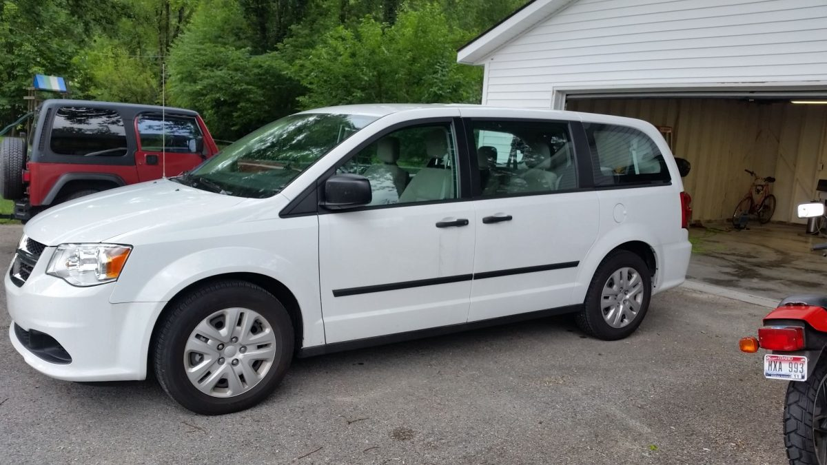 Bloomington Window Tint - Minivan