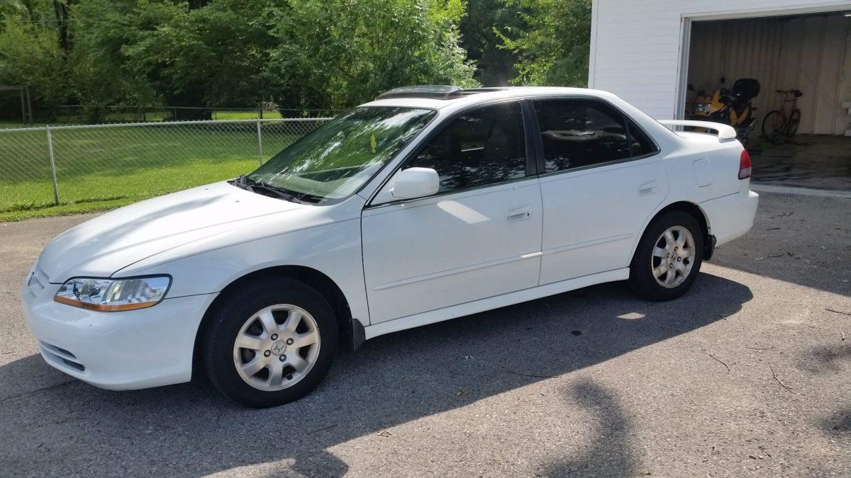 Bloomington Window Tint - 2002 Honda Accord