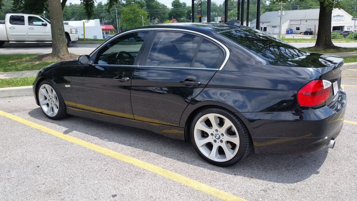 Bloomington Window Tint - BMW 335i