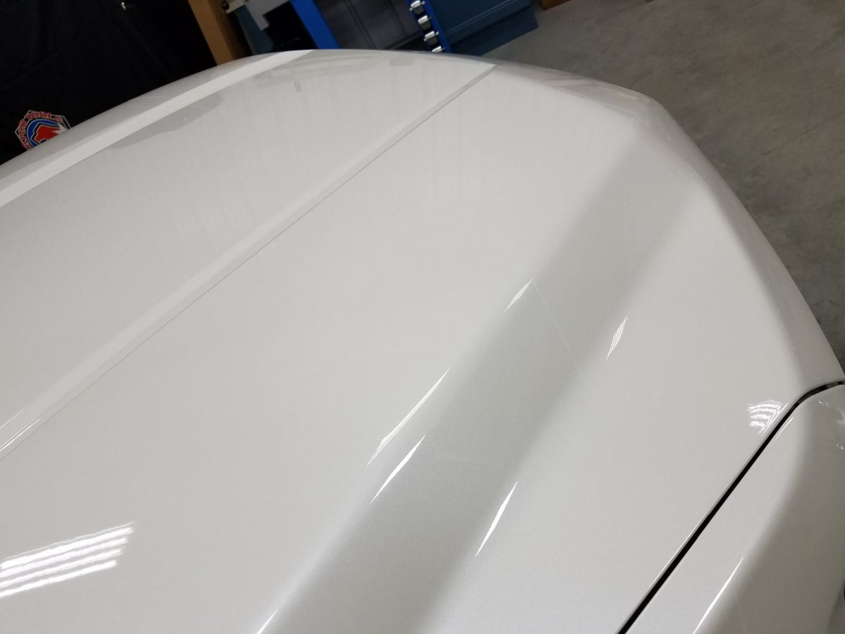 Paint Protection Film installed by Bloomington Window Tint